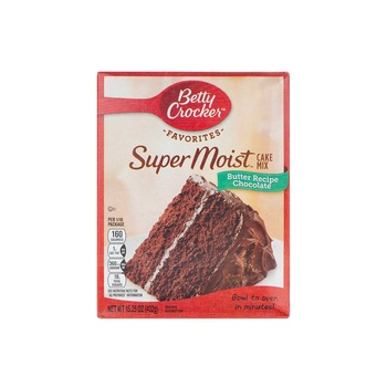 Betty Crocker Super Moist Butter Chocolate 232g