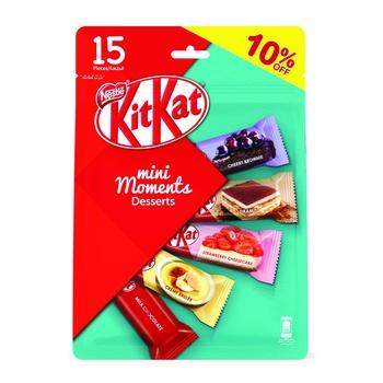 Kit Kat Mini Desserts 255g