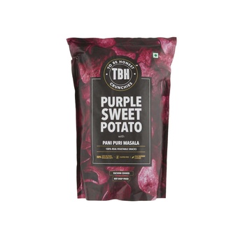 To Be Healthy Purple Swt Ptato With Panipuri 110g