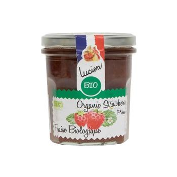Lucien Georgelin Organic Strwberry 320G