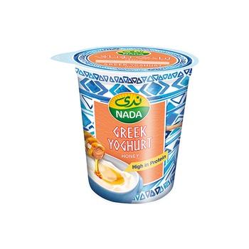 Nada Greek Yogurt  Full Fat - Honey 360g