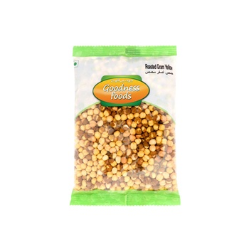 Goodness Foods Roasted Gram Yellow 250g