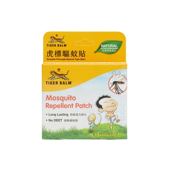 Tiger Mosquito Repel 1X10s Pack