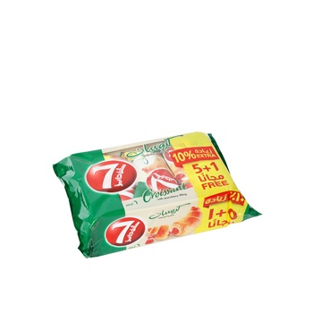 7 Days Croissant Strawberry 55g