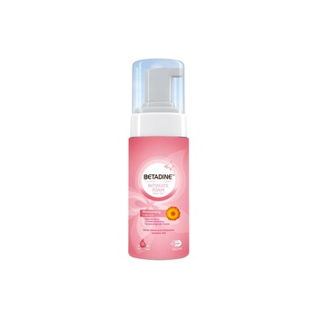 Betadine Intimate Foam Calendula 100ml
