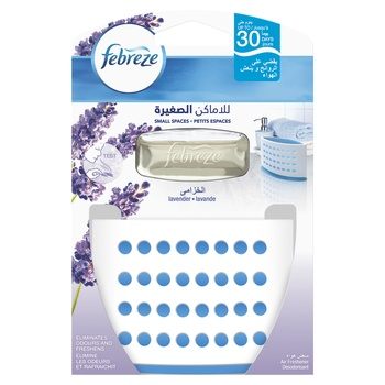 Febreze Air Freshener - Lavender Small Spaces, 5.5 ml @ 25% Off