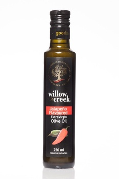 Willow Creek Jalapeno Flavoured Olive Oil 250 ml