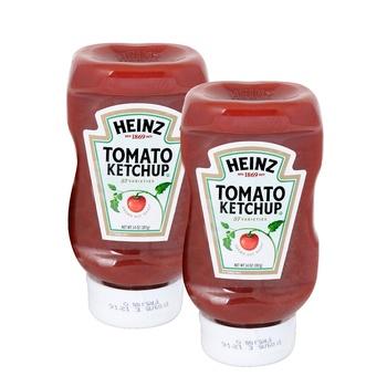 Heinz Ketchup Pet 2Pk 14Oz @Special Price