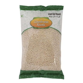 Goodness Foods Urad Dal Round 500g