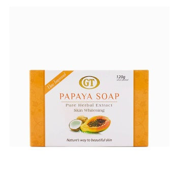 Gt Papaya Soap 120g
