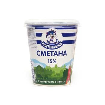 Prostock Sour Cream 15% 355g