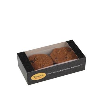 Vienna Bakery Oatmeal Raisin Cookies 6 Pieces