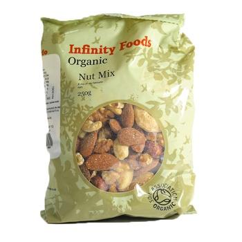 Infinity Foods Organic Nut Mix 250g
