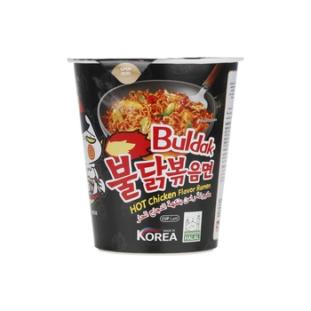 Samyang Hot Chicken Flavor Cup Noodle 140g