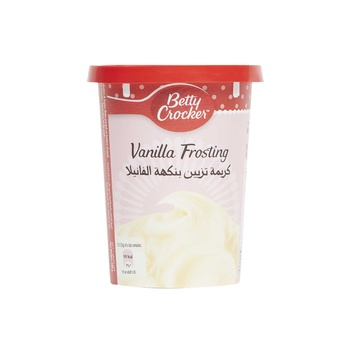 Betty Crocker Vanilla Frosting 400g