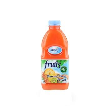 Masafi Fruits Juice Tropical Fruits Nectar 1ltr
