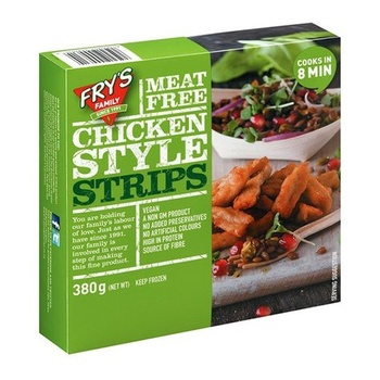Frys Chicken Style Strips 380g