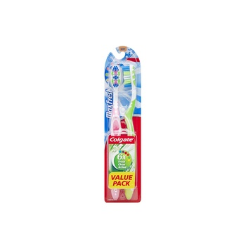Colgate ZigZag Medium Toothbrush Pack of 3