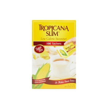 Tropicana Slim Low Calorie Sweetner 100 sachet
