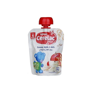 Cerelac Apple Banana Oat 90g
