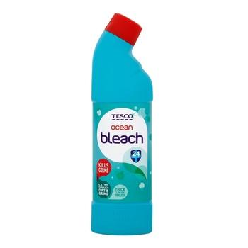 Tesco Aqua Bleach 750Ml