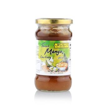 Mothers Recipe Sweet Mango Chutney 340g