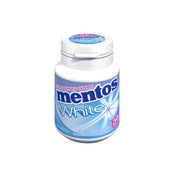 Mentos Chewing Gum White Sweetmint 38pcs