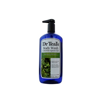 Dr. Teals Epsom Salt Body Wash Eucalyptus & Spearmint 710ml