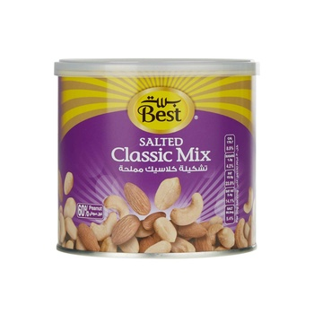 Best Salted Mix Nut 350g