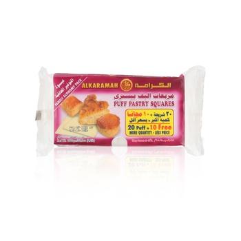AL Karamah Puff Pastry ( 20+10 Free ) 1000g
