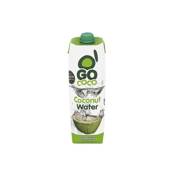 GoCoco Coconut Water Tetra Pack 1ltr