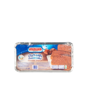Americana Pound Cake Choc  325g