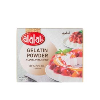 Al Alali Gelatin Unflavoured  50G