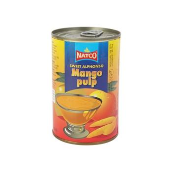 Natco Sweet Alphonso Mango Pulp 450g