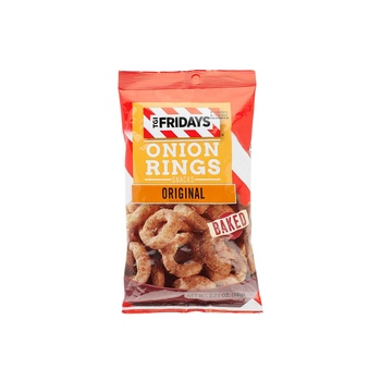Tgif Snacks Onion Rings 2.75oz