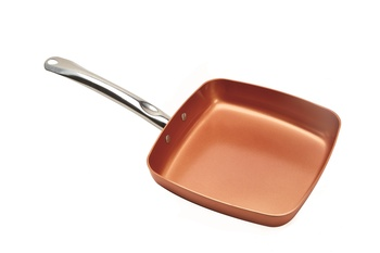 Copper Chef Square Fry Pan 24cm
