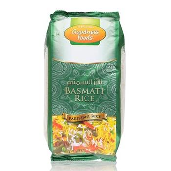Goodness Foods Pakistani Basmati Rice 2Kg