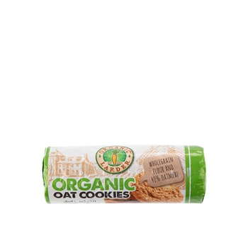 Organic Larder Organic Oat Cookies 300G