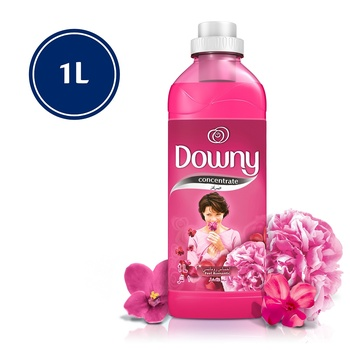 Downy Feel Romantic Concentrate Fabric Softener 1 ltr