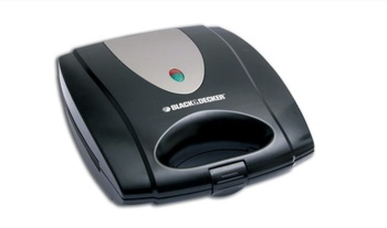 Black & Decker  Sandwich Maker - TS4080-B5