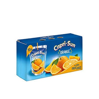 Capri Sun Orange 10s (9+1 Free)