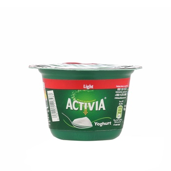 Activia Plain Yoghurt Light 150g