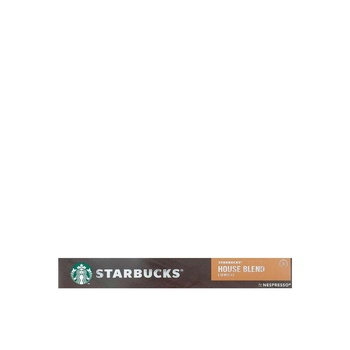 Starbucks Nespresso Coffee Capsule House Blend Lungo 57g