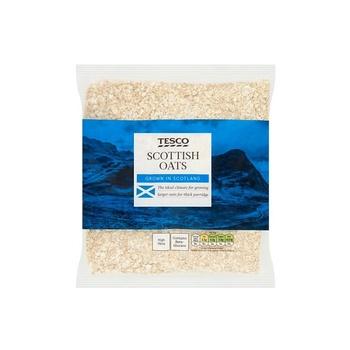 Tesco Scottish Oats Porridge 500g