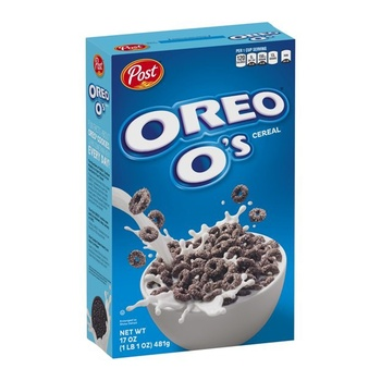 Post Cereal Oreo 17 OZ