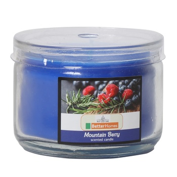 Better Homes Mountain Berry Candle 3Oz