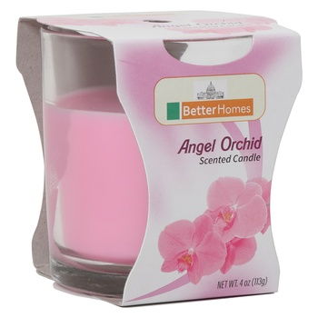 Better Homes Angel Orchid Candle 4Oz