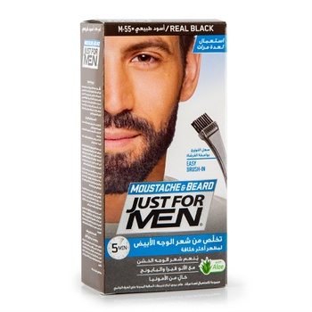 Just for Men Natural Real Black Hair Color