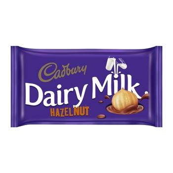 Cadbury Chocolate Hazelnut 100g