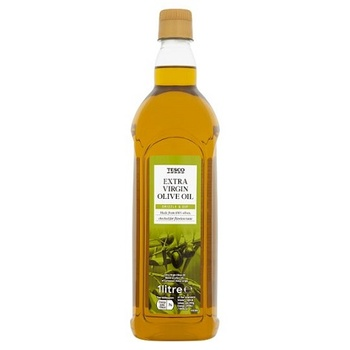 Tesco Extra Virgin Olive Oil 1L
